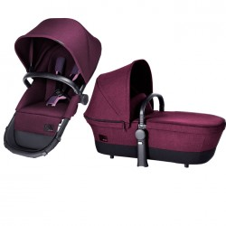 CYBEX PRIAM SIEDZISKO + GONDOLA LIGHT SEAT GRAPE JUICE