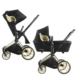 CYBEX WÓZEK PRIAM 2W1 JEREMY SCOTT WINGS