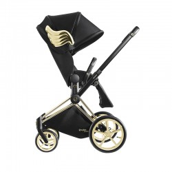 CYBEX WÓZEK SPACEROWY PRIAM JEREMY SCOTT WINGS