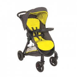 graco wózek fastaction fold spring lime