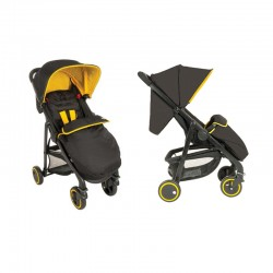 graco wózek blox yellow
