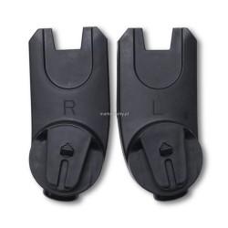 mima adapter do fotelików samochodowych besafe, maxi cosi, cybex