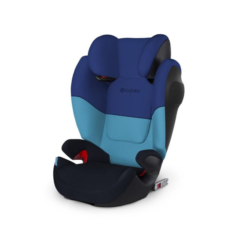 cybex fotelik solution m fix sl. Black Bedroom Furniture Sets. Home Design Ideas