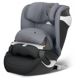 CYBEX FOTELIK JUNO M-FIX  PEPPER BLACK