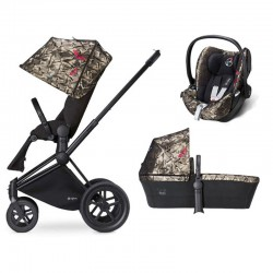 cybex wózek priam 3w1 butterfly collection
