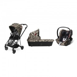 cybex wózek mios butterfly collection 3w1