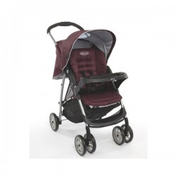 GRACO WÓZEK MIRAGE PLUM