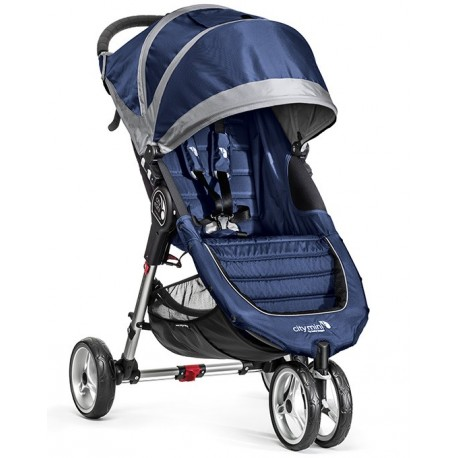 BABY JOGGER WÓZEK CITY MINI SINGLE COBALT/GRAY