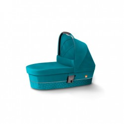 GB GONDOLA CARRY COT CAPRI BLUE