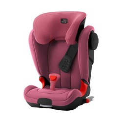 BRITAX & ROMER FOTELIK KIDFIX II XP SICT WINE ROSE BLACK SERIES