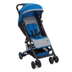 CHICCO WÓZEK SPACEROWY MIINIMO POWER BLUE
