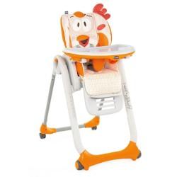 chicco krzesełko polly2start z kółkami