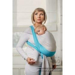 lennylamb moja pierwsza chusta tkana do noszenia dzieci rozmiar s