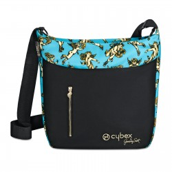 CYBEX TORBA DO WÓZKA PRIAM JEREMY SCOTT CHERUBS BLUE