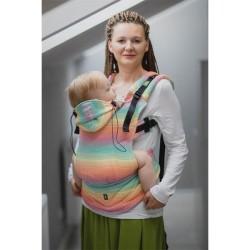 lennylamb nosidełko ergonomiczne wyobraźnia rozmiar toddler