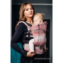 LENNYLAMB NOSIDEŁKO ERGONOMICZNE ELEGANCJA ROZMIAR BABY