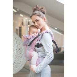 lennylamb nosidełko ergonomiczne little love mgiełka rozmiar baby