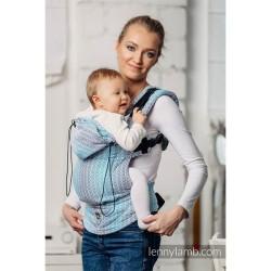 lennylamb nosidełko ergonomiczne little love bryza rozmiar baby