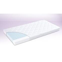traumeland materac do łóżeczka płatek śniegu 60x120