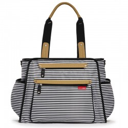 SKIP HOP TORBA GRAND CENTRAL BLACK STRIPE