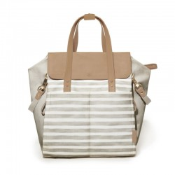 SKIP HOP TORBA HIGHLINE BACKPACK OYSTER STRIPE
