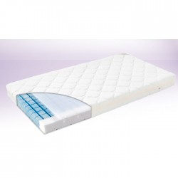 traumeland materac do łóżeczka bryza 70x140