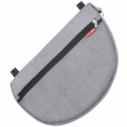 SKIP HOP TORBA BOCZNA SADDLE BAG HEATHER GREY