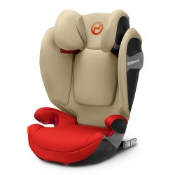 cybex solution s-fix fotelik samochodowy