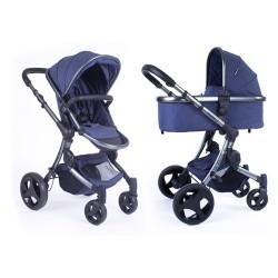 baby monsters wózek premium duo 2.0 + gondola