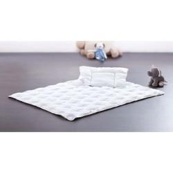 traumeland poduszka i kołderka tencel 40x60 cm + 100x135 cm