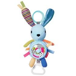 skip hop zabawka aktywny królik
