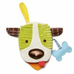 skip hop książeczka-pacynka bandana buddies pies