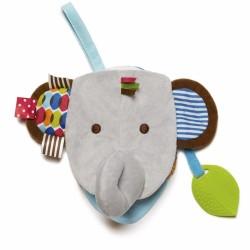 skip hop książeczka-pacynka bandana buddies słoń