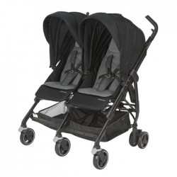 MAXI-COSI WÓZEK DANA FOR2 NOMAD BLACK