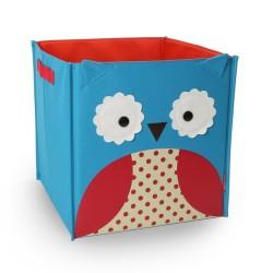 skip hop pudełko zoo jumbo sowa