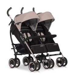 easy go duo comfort wózek bliźniaczy