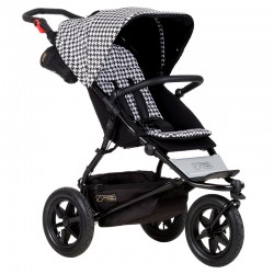 MOUNTAIN BUGGY WÓZEK URBAN JUNGLE LUXURY PEPITA