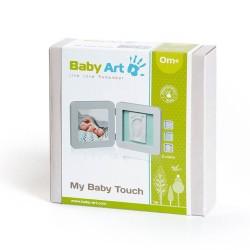 BABY ART PRINT FRAME MT PASTEL