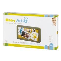BABY ART MEMORY BOARD GRAFITOWO POMARAŃCZOWY
