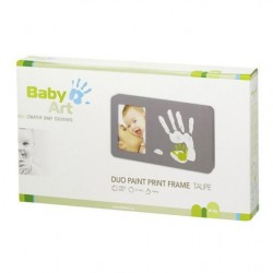 BABY ART DUO PAINT FRAME TAUPE/SUN