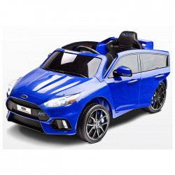 TOYZ POJAZD NA AKUMULATOR FORD FOCUS RS BLUE