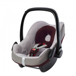 POKROWIEC LETNI DO FOTELIKA MAXI COSI PEBBLE COOL GREY