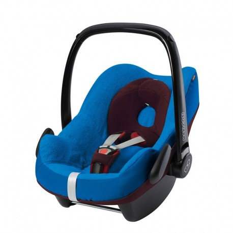 POKROWIEC LETNI DO FOTELIKA MAXI COSI PEBBLE BLUE