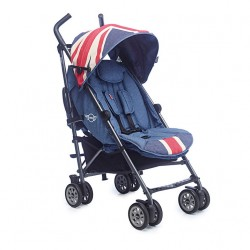EASYWALKER WÓZEK SPACEROWY MINI UNION JACK CLASSIC