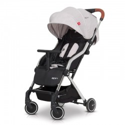 EURO-CART WÓZEK SPACEROWY SPIN GREY FOX