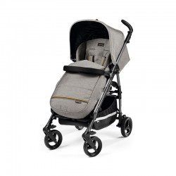 PEG-PEREGO WÓZEK SI COMPLETO LUXE GREY