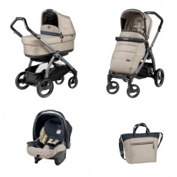 PEG-PEREGO BOOK S POP-UP 3W1 JET LUXE BEIGE