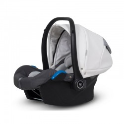 EXPANDER FOTELIK KITE ISOFIX READY DO WÓZKA XENON WHITE