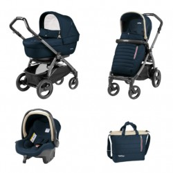 PEG-PEREGO BOOK 51S ELITE 3W1 JET BREEZE BLUE
