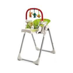 peg-perego pałąk z zabawkami do krzesełka prima pappa zero 3 / siesta / tatamia